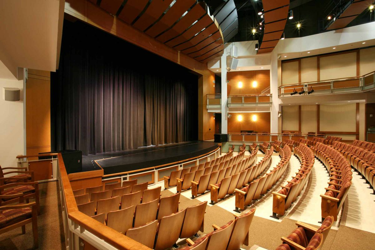 Theater Design Consultant South East Kyle Smith Amp Associates